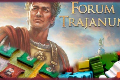 Forum Trajanum Board Game Review
