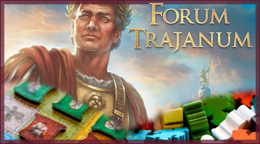 Forum Trajanum Board Game Review