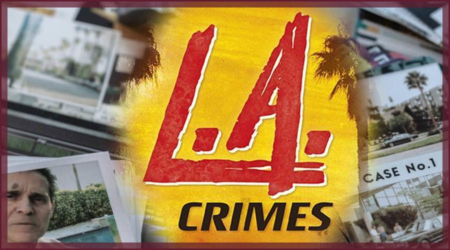 Detective L.A. Crimes Board Game Review