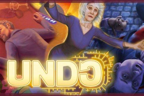 Undo Board Game Review