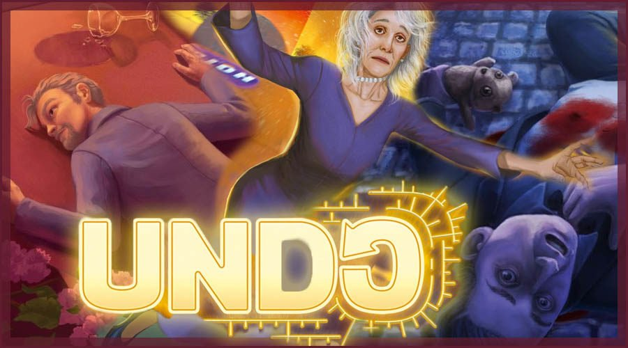 Undo Board Game Review