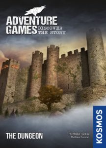 Adventure Games: The Dungeon Cover