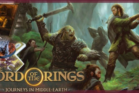 Review: The Lord of the Rings: Journeys in Middle-Earth