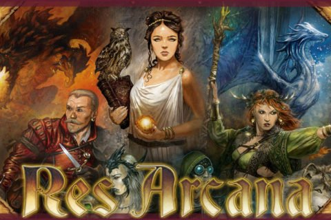 Res Arcana Board Game Review