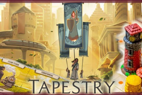 Tapestry Board Game Review
