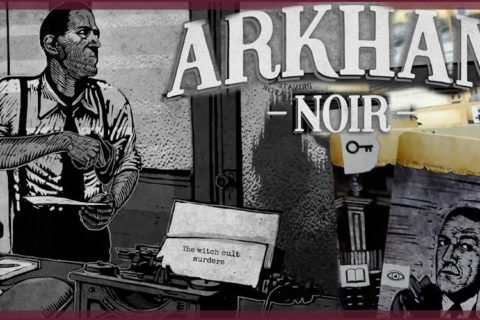 Arkham Noir Review