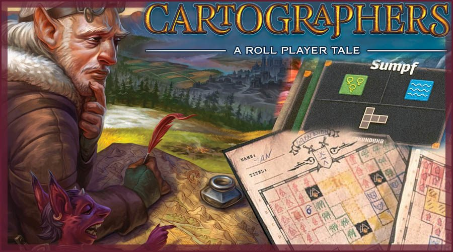 Cartographers Review