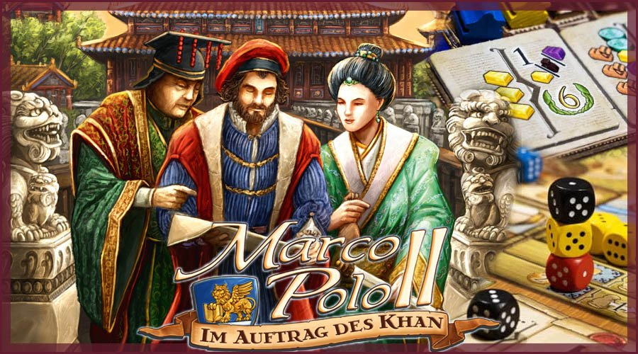 Marco Polo II In the Service of the Khan