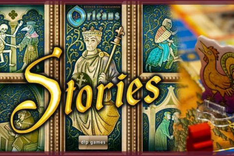 Orléans Stories Board Game Review