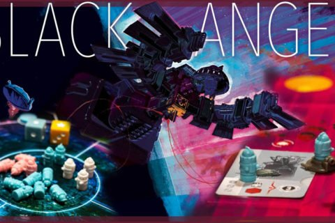 Black Angel Board Game Review
