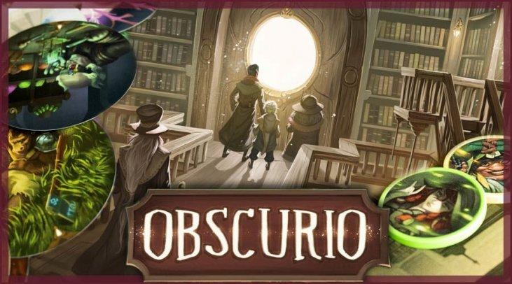 Review Obscurio A Visually Stunning Board Game For Traitors