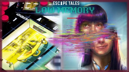 Escape Tales: Low Memory - Board Game Review